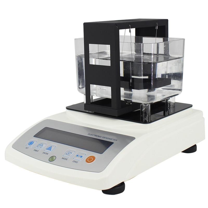 高精度橡胶密度与体积变化测试仪