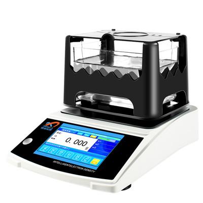 触摸屏固体密度测定仪WLD-3202MD